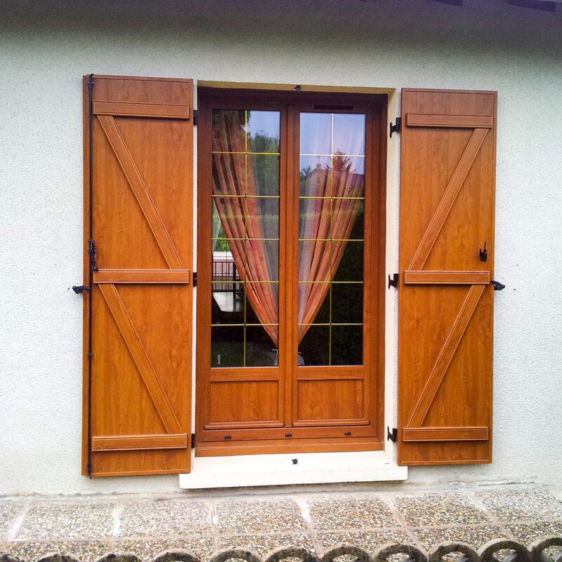Réalisations portes